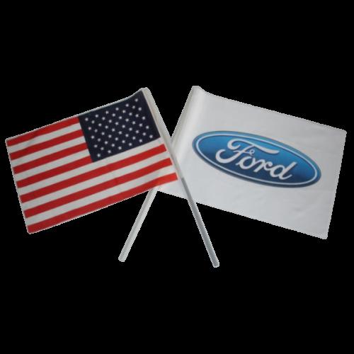 Custom Stick Flags